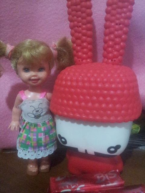 boneca melissinha anos 90 versão loira