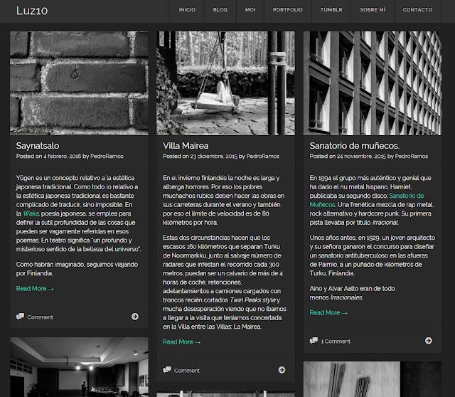 entrevista a pedro iván ramos martín del blog de arquitectura y fotografia Luz10