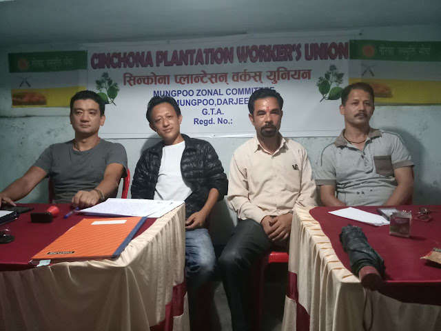 Cinchona Plantation Workers Union