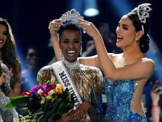 Jojibini Tunji became Miss Universe by beating the beauties of 89 countries