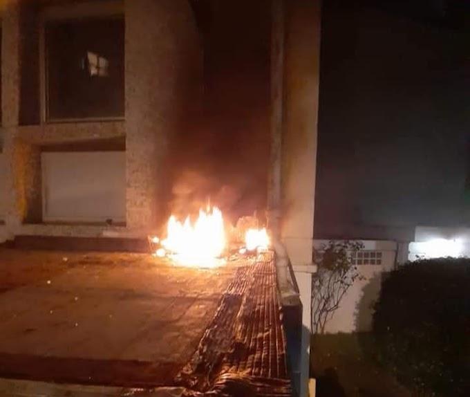 La llama olímpica fue trasladada para la embajada de Cuba en Francia y los diplomáticos cubanos creyeron que era un ataque terrorista