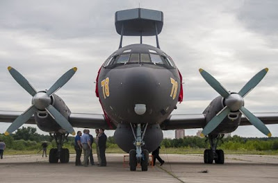Ilyushin Il-38N Novella