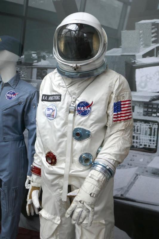 Ryan Gosling First Man Gemini spacesuit