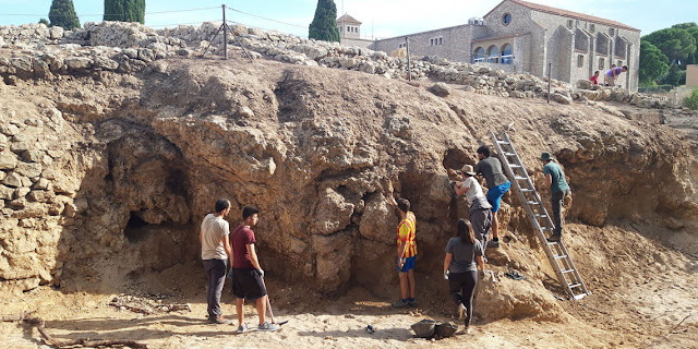 2019 excavations at ancient Greek city of Empuries in Catalonia completed