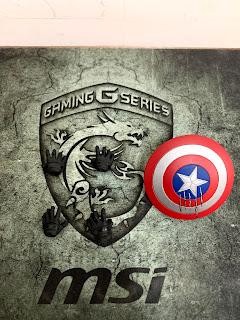 EGG ATTACK ACTION EAA-033 美國隊長 : 英雄內戰 - 黑豹 配件