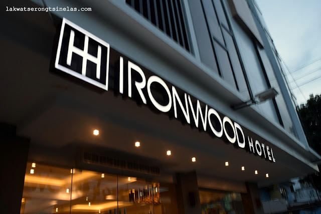 TACLOBAN CITY | LEAF LOUNGE OF IRONWOOD HOTEL