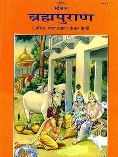 Brahma Purana book  download hindi pdf