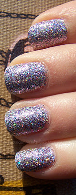 Color club, Beyond the Mistletoe, Sugarplum Fairy