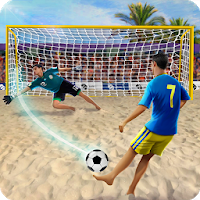 Shoot Goal - Beach Soccer Game for Android