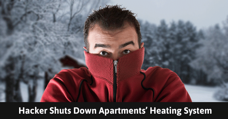 DDoS Attack Takes Down Central Heating System Amidst Winter