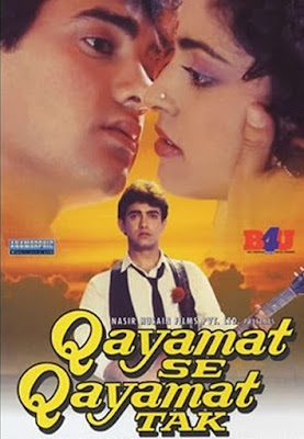 Qayamat Se Qayamat Tak 1988 Hindi Movie 720p HDRip 1GB Download