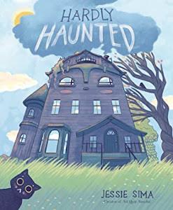 Hardly Haunted by Jessie Sima
