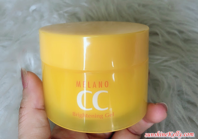 Melano CC, Vitamin Brightening Gel, Suitable for Dry Skin User, Japan Cosmetics, Japan Skincare, Beauty