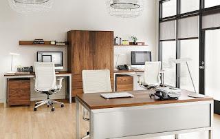 صور مكاتب ، ديكور مكتب غرف مكاتب