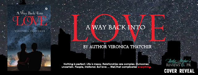 A Way Back Into Love by  Veronica Thatcher | Cover Reveal banner