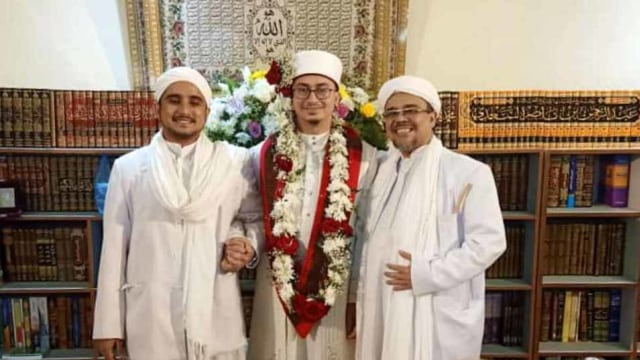 Jadi Tersangka Tes Swab Corona, Habib Rizieq dan Menantu Terancam 10 Tahun Penjara