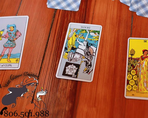Historia de las cartas gitanas