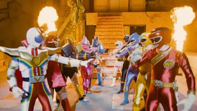 Kikai Sentai Zenkaiger vs. Hyakujuu Sentai Gaoranger Special Battle Stage Promo Video