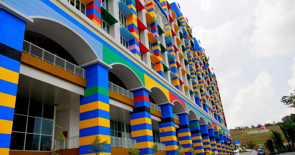 Legoland Malaysia Hotel Preview   The Wacky Duo ...