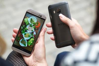hé lộ điện thoại HTC 10