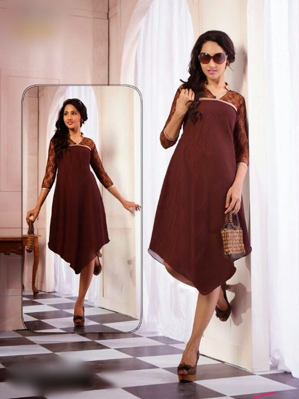 Image result for Buy Attractive Western Dress Collections & Tops For Girls