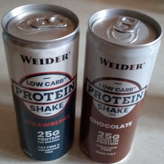 Обзор Low Carb Protein Shake от Weider
