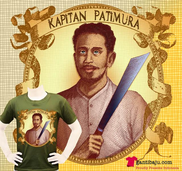 Kapitan Pattimura | Galeri Foto Tokoh