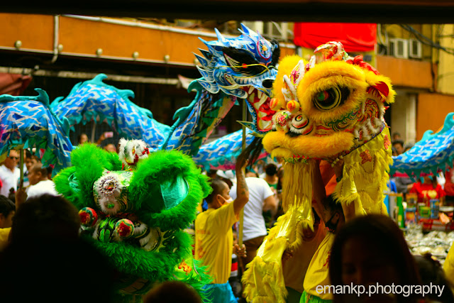 CHINATOWN PHOTOWALK 2016: Dragons and Lions