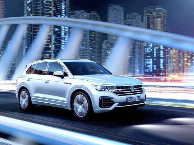 This will bring the Volkswagen Touareg to the Spanish market