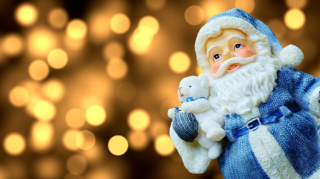 Happy Christmas Day Or Santa Claus Image Wallpaper in HD ...