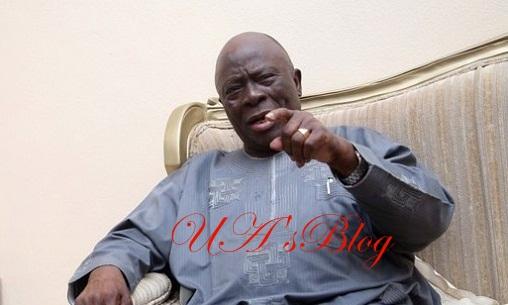 Adebanjo Reveals Real Reason Behind Buhari's New Attitude Towards Osinbajo, Says Nigeria Should Break Up