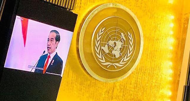 Pidato PBB Jokowi Sorot Marginalisasi Perempuan Afghanistan, Migrant Care: Di RI juga Masih Terjadi