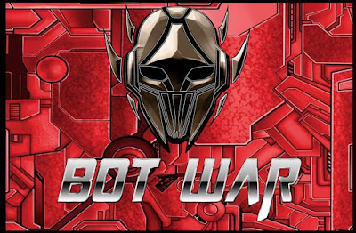 Announcement Bot War, from Traders Galaxy