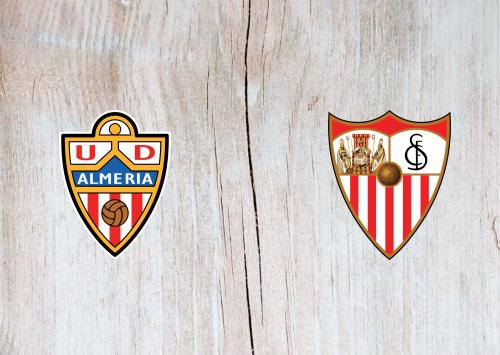 Almería vs Sevilla -Highlights 02 February 2021