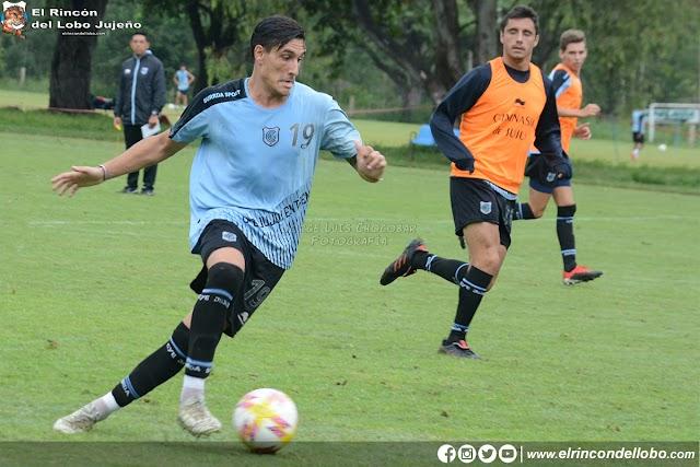 Gimnasia hizo fútbol y piensa en Atlético Rafaela