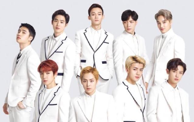 Profil dan Biodata EXO Lengkap