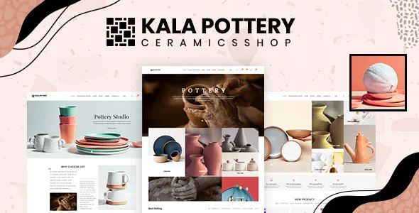 Best Pottery Ceramics Responsive Shopify Theme