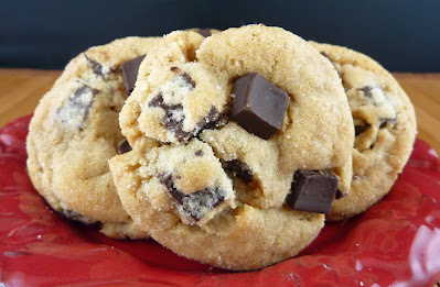Spiced Molasses Chocolate Chip Cookies