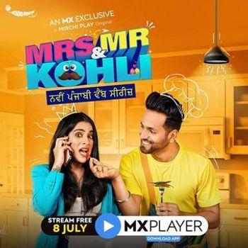   Mrs. and Mr. Kohli (2020) (Season 1) Complete Hindi WEB-DL 720p & 480p x264 | MX Player