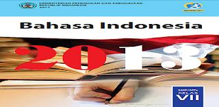 Materi Bahasa Indonesia Kelas 7 Kurikulum 2013