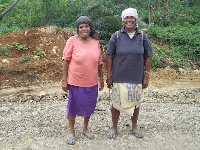 Fijian ladies