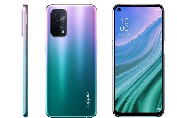 Budget 5G Oppo A54 5G Phone Price Specification.