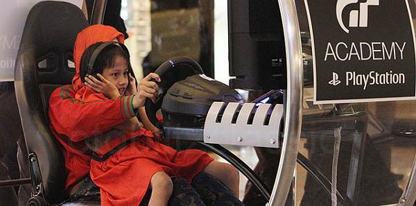 Nissan GT Academy Balap Virtual Ala Nissan