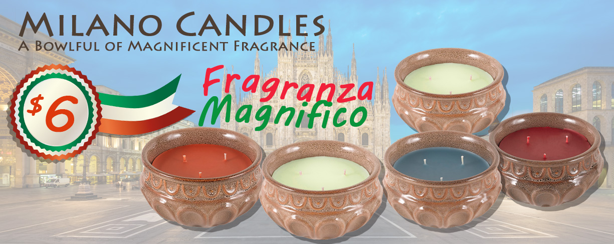 milano candles a bowlful of good scents. Black Bedroom Furniture Sets. Home Design Ideas