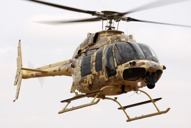 Bell 407GT lightweight attack helicopter