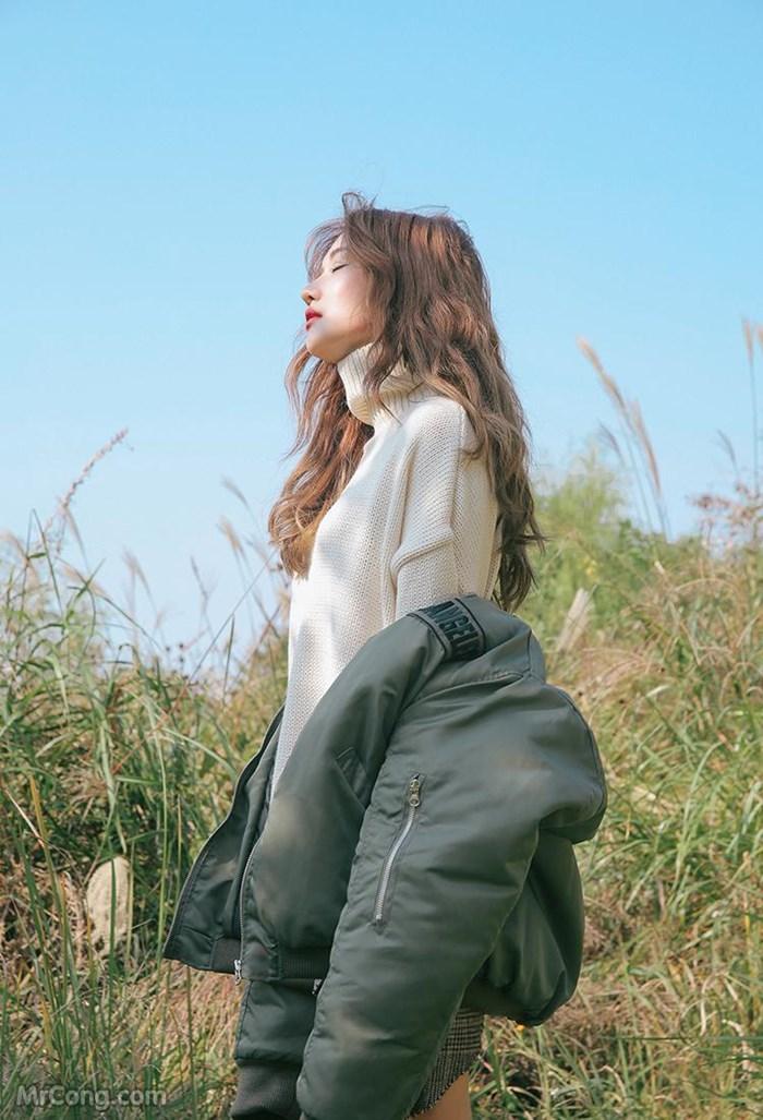 Người đẹp Park Sora trong bộ ảnh thời trang tháng 11/2016 (174 ảnh)