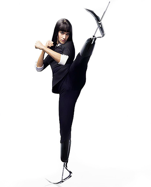 Sofia Boutella în Kingsman: The Secret Service