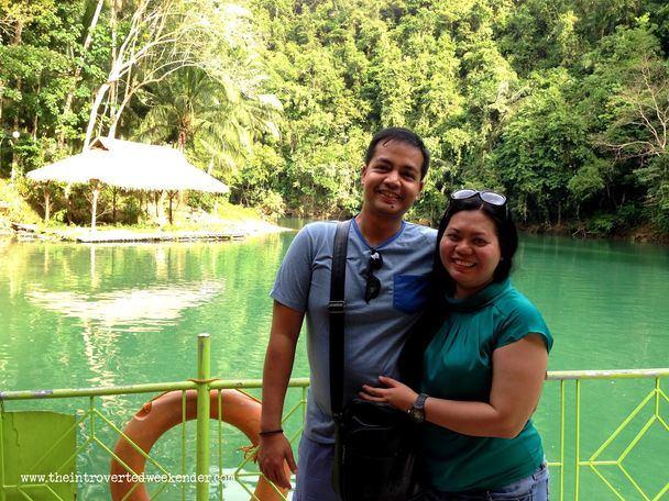 Loboc River cruise in Bohol