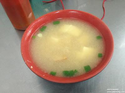 台式味增湯