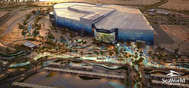 new seaworld abu dhabi uae opening date united arab emirates location